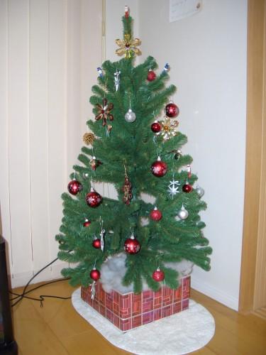 クリスマスツリー改