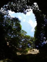 ハーヘイの海岸洞窟